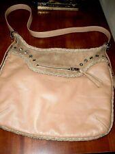 KATE MOSS for LONGCHAMP~GLASTONBURY~LEATHER~Adjustable Strap~Shoulder Bag Purse