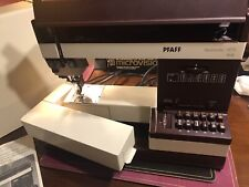 Pfaff Tiptronic 1171 Sewing Machine  With Extras