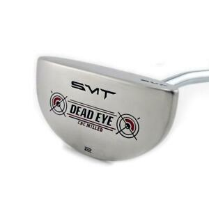 NEW SMT Golf Dead Eye 2 Mid Mallet Putter - 2 Way CNC Milled Face - Pick Length