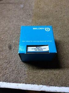 New in original box Belden 8050 #20 Beldenamel Wire 1/2 LB Spool USA