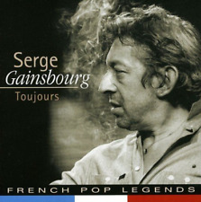 GAINSBOURG, SERGE-TOUJOURS (UK IMPORT) CD NEW