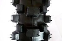 HMParts Dirt Bike Pit Bike Enduro Reifen mit Schlauch 3.00-12 neu grob