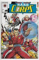 H.A.R.D Corps #1 Valiant 1992