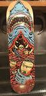 NARRAGANSETT BEER ~ RARE ~ JAWS Shark Art Skate Deck Board ~ Advertising Sign B