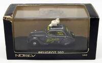 Norev 1/43 Scale Diecast Model Car 472203 - Peugeot 202 - Michelin