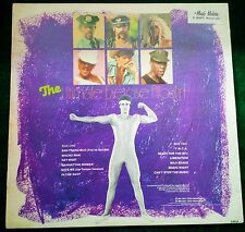 VILLAGE PEOPLE ULTIMATE EXERCISE ALBUM SCARCE RARE COVER + RENAISSANCE VINYL LP