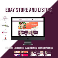 Shopping Break Auction Template Ebay Listing Template Store Template Ebay