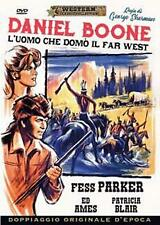 DANIEL BOONE - L'UOMO CHE DOMO' IL FAR WEST  DVD