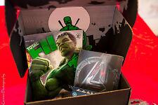 AVENGERS: AGE OF ULTRON 3D & 2D Blu-Ray Steelbook + Marvel Zavii Zbox Ships 24hr
