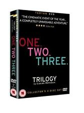 ONE TWO THREE (Catherine Frot,Lucas Belvaux,Ornella Muti) French/subs  4 DVDs