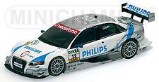 AUDI A 4 DTM 2007 L. Luhr #12 équipe Rosberg PHILIPS 1:43 Minichamps