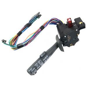 Multi-Function Combination Turn Wiper Switch W/ Cruise 26054727 for Cadillac GMC