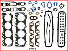 Engine Full Gasket Set-GAS, OHV, CARB, 4BBL, Natural, General Motors, 16 Valves