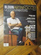 Modern Painters January 2013 (Vol 25 No 1) - Like New - Llyn Foulkes