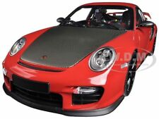 2011 PORSCHE 911 (997 II) GT2 RS RED W/ BLACK WHEELS 1/18 MINICHAMPS 100069407