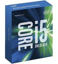 Intel Core i5 6600K Quad Core LGA 1151 3.5 GHz Unlocked CPU Processor Turbo PC