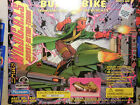 Wild C.a.t.s Bullet Bike Playmates 1995 Wildstorm Sealed NeW Wildcats FREE SHIP