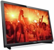 PHILIPS 24PHT4022 24 Pollici HD Ready 720p Freeview LED TV-NO STAND-senza telecomando!