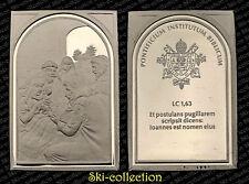 Medaglia di Vaticano. Pontificium Institutum Biblicum. Argento/Silver 999°-26,4