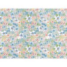 D-C Fix Floral Bouquet Vinyl Self Adhesive Peel-Stick Wallpaper Film 45cm X 2m