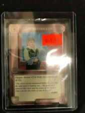 Middle-Earth The Wizards Limited Mithril Coat - LOTR Card