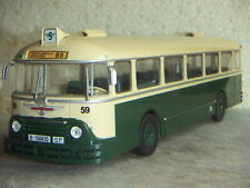 CHAUSSON APU 1955 - COLLECTION AUTOCARS DU MONDE  au 1/43
