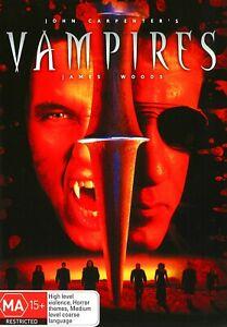213A NEW SEALED DVD Region 4 VAMPIRES