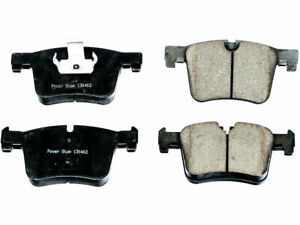Front Brake Pad Set For 2014-2018 BMW 328d xDrive 2015 2016 2017 W254DS