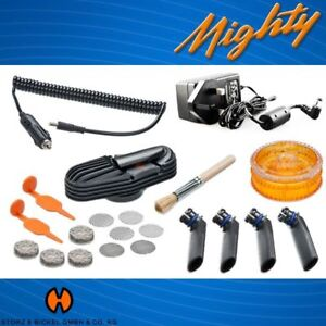 Mighty Vaporizer Spare Parts & Accessories by Storz & Bickel