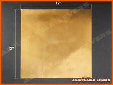 Reffective Adhesive Heat Shield Gold Sticker Hyosung GT250R GT650R 2006 - 2010