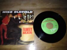 "MIKE OLDFIELD ""FAMILY MAN/MOUNT TEIDI"" 1982 NCB NORDIC EDITION RARE SCARCE VS586"
