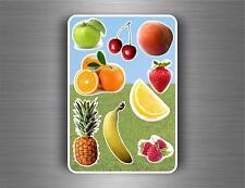 Set sticker aufkleber kind kinder scrapbooking wandtattoo wandaufkleber  Gemüse