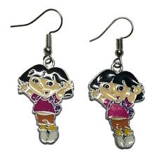 French Wire Earrings Dora The Explorer