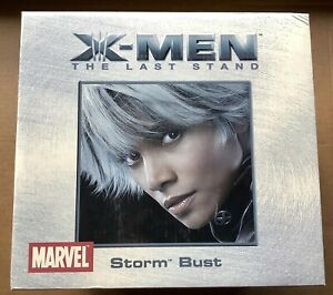 X-MEN 3: THE LAST STAND MOVIE STORM BUST (2006) Diamond Select; #216/5000; New