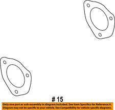 FORD OEM 11-17 F-450 Super Duty 6.7L-V8 Exhaust-Intermed Pipe Gasket BC3Z5E241A