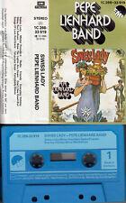 PEPE LIENHARD BAND - Swiss Lady > MC Musikkassette, emi 1976