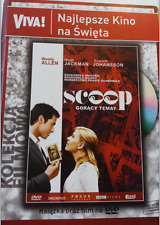 Scoop - Goracy Temat POLISH DVD Woody Allen