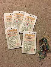 Replacement Yomega Multi-color yo-yo strings Lot