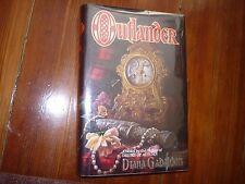 Outlander Diana Gabaldon Signed Trade Hardcover