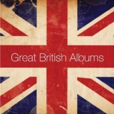 NEUF Great British Albums coffret 20 CD