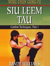 Wing Chun Gung Fu Siu Leem Techniques #1 Dvd Randy Williams