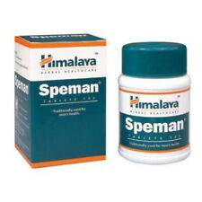 2 PACK X Himalaya Speman 60 Tablets Increase Sperm Count Sexual Power FREE SHIP