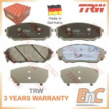 FRONT DISC BRAKE PAD SET KIA SORENTO I JC TRW OEM 581013EE01 GDB3452 HEAVY DUTY