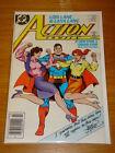 ACTION COMICS #597 DC NEAR MINT CONDITION SUPERMAN FEBRUARY 1988