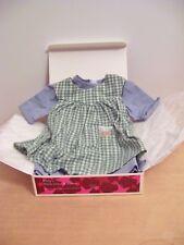 American Girl ADDY WORK DRESS & APRON New In Box