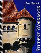 Notgrass History - From Adam to Us - Homeschool Student Workbook NEW!