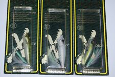 3 lures megabass pop x popx made in japan bass topwater popper 1/4oz assortment