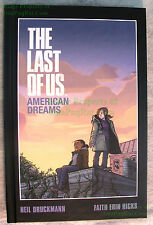 THE LAST OF US American Dreams Hardcover WONDERCON 2014 UNREAD from Overstock!