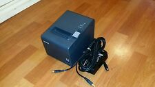 Epson USB POS Thermal Receipt Printer Model TM-T20II with Free USB Cable