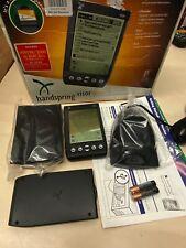 Handspring Visor Deluxe Graphite Handheld Computer New in Box
